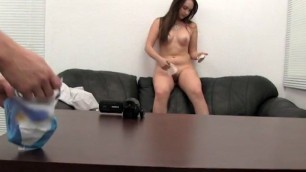 Brooklyn backroom casting couch wife bangs stranger