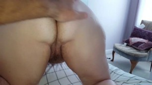 Close up on Hidden of Her y Vagina Gloryhole