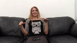 Alissa backroom casting couch girl sucking cook