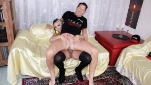 TRANSBELLA Hot Tranny Haycka Montoanelly Fucks Hard Her Guy